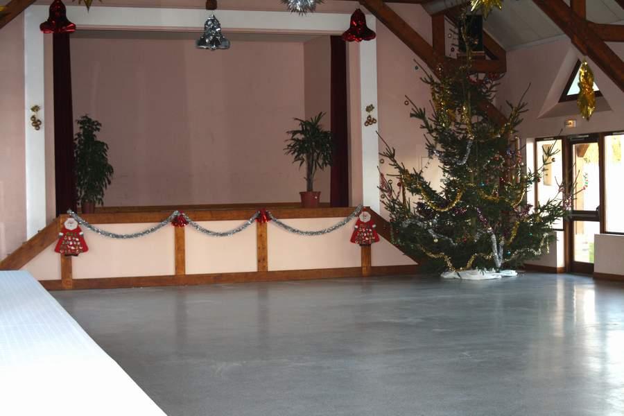 Salle des fêtes  Mairie de Saint Didier des Bois
